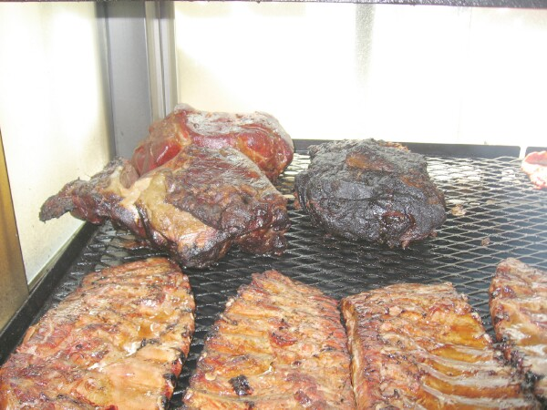 Highlights Include Honey Laced BBQ Sauce, Made In House By Robertu0027s Wife  Patricia, Vibrantly Spiced Hot Links, And Smoky Full Flavored Spare Ribs  And Rib ...